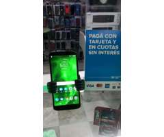 Moto G6 Libre 32gb Impecable