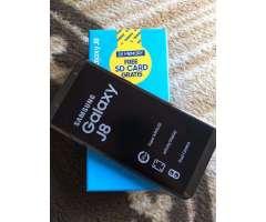 Samsung Galaxy J8 Nuevo Libre