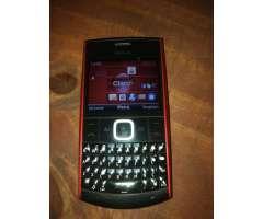 Vendo Nokia X2-01 Claro Solo Celu