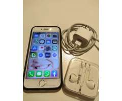 Vendo iPhone 6 de 64Gb
