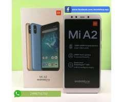 Xiaomi Mi A2 Nuevo 64gb 4gb Ram Libre