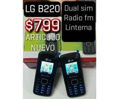 Lg B220