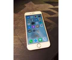 iPhone 6S Rosado 16Gb con Cargador