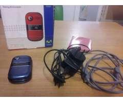 Celular Sony Ericsson Z320
