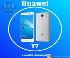 Huawei Y7_ Nuevo con Garantía