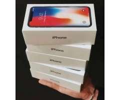 iPhone X Android Nuevos en Caja
