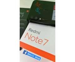 Xiaomoi Redmi Note 7 64gb Camara 48mp