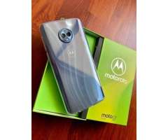 Moto G6 Plus Impecable