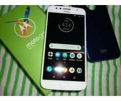 motorola moto g5 S plus libre impecable