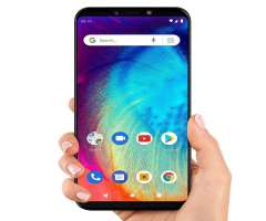 BLU Vivo Go 6.0 HD Display Smartphone with Android 9 Pie -Black
