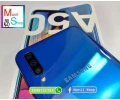 Samsung Galaxy A50 64gb 4gb Ram Triple Camara