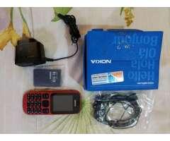 Nokia 100 Nuevo sin Uso