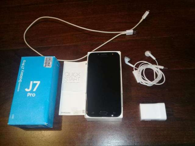 Vendo J7 Pro Impecable
