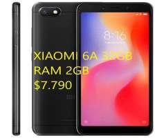 Xiaomi Redmi 6a 4g Lte 32gb Ram 2gb 13mp Libre
