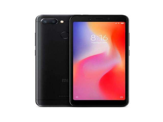 Xiaomi Redmi 6 de 64gb 4gb de ram, nuevos, libres, envíos, gtía