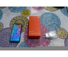Permuto Xiomi Redmi Note 6 Pro Libre