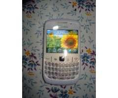 Celular Blackberry 8520 Blanco Liberado excelente estado