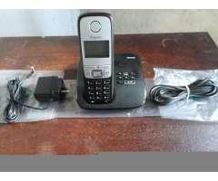 """(P/TECNICO): TELEFONO INALAMBRICO GIGASET A400A SIEMENS"""