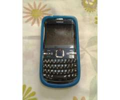 Celular Nokia C3 Azul