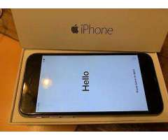 IPHONE 6 DE 16GB LIBRE CON detalle
