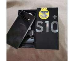 Samsung S10 Plus Dual Sim Lte Usadito