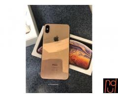 NUEVO Iphone XS MAX 256GB Espacio gris Desbloqueado