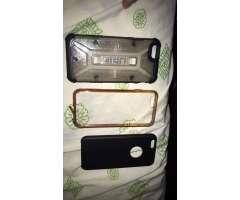 Protectores iPhone 6S Aug Y Acrilico