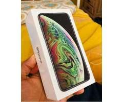 Vendo iPhone Xs Max 64 Gb Nuevo Sellado