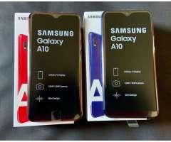 Samsung Galaxy A10 32Gb Nuevos