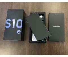 Vendo Samsung S10e 128gb