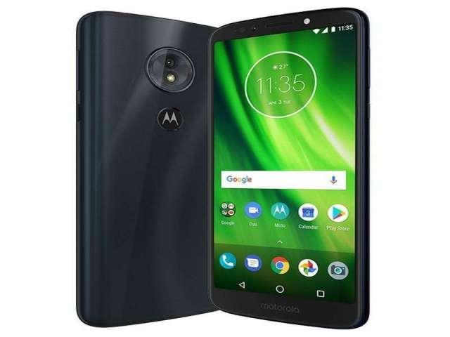 Motorola Moto G6 Play, Libres de Fábrica, Nuevos con GARANTÍA