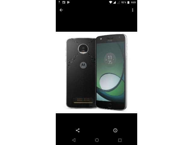Moto Z Play Permuto X S8 Leer Descripció