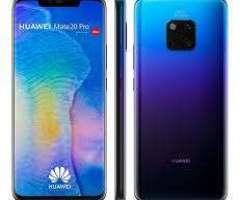 Celular Huawei Mate 20 Lite 64gb Liberado Col