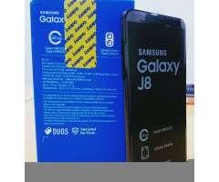 Samsung J8- 128 Gb 4gb Ram