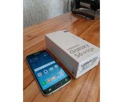 Vendo Samsung S6 Edge 32gb Libre
