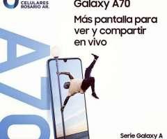 Samsung A70 128gb  128gb Nuevo Colores