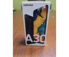 Samsung A30 64gb Y 4gb Ram
