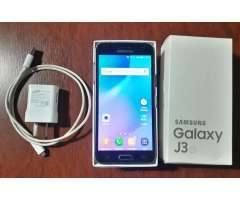 Vendo Samsung J3 2016  impecable