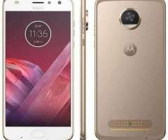 CELULAR MOTO Z2 PLAY ,LIBRE , 64GB . 4BG RAM , IMPECABLE ...