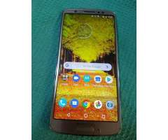 Moto G6 Impecable