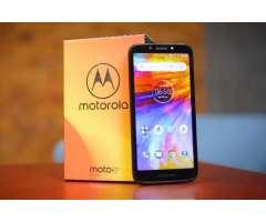 Moto E5 Play, Nuevos con Garantia. Envio