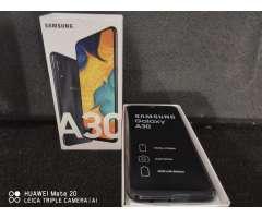 Samsung A30 Nuevo Libre Original