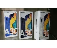 Samsung Galaxy A30 32gb Nuevos