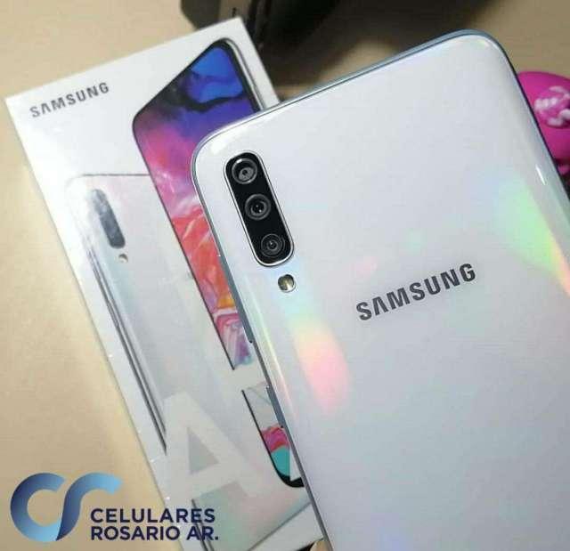 Samsung A70 128gb Nuevos Garantía