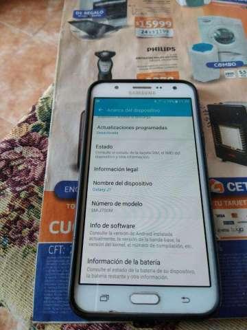 Vendo Samsung Galaxy J7 Libre en Perfect