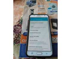 Vendo Samsung Galaxy J7 Libre en Perfect