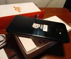 Vendo Samsung J6 Plus (no Permuto)