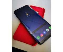 Samsung Galaxy S8 Plus con Accesorios