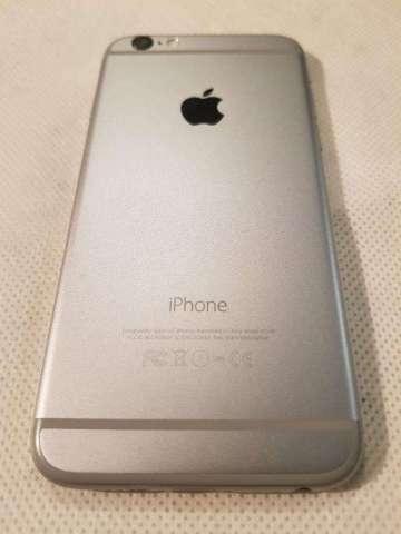 iPhone 6 16 Gb Libre Icloud Y Red Flama