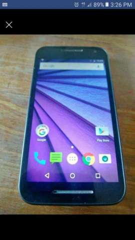 Vendo Motorola G3 Libre Excelente Estado